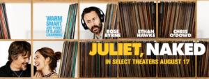 Juliet, Naked Poster