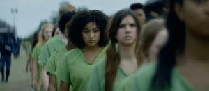 Ruby (AMANDLA STENBERG) in Twentieth Century Fox's THE DARKEST MINDS.