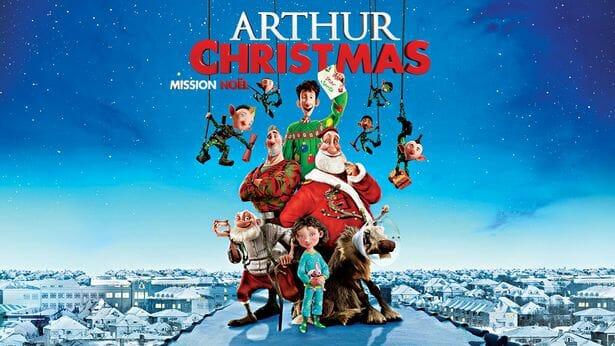 Arthur Christmas Santa.Let Us All Have An Arthur Christmas The Two Gay Geeks