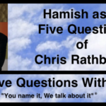 Five Questions With…Chris Rathbone