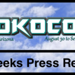 CoKoCon 2019 | Labor Day Weekend – Doubletree Metro Center