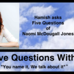 Five Questions With… Naomi McDougall Jones