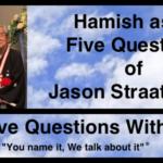 Five Questions With… Jason Straatmann