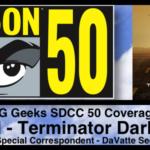 "SDCC 50 Hall H Panel | ""Terminator: Dark Fate"""