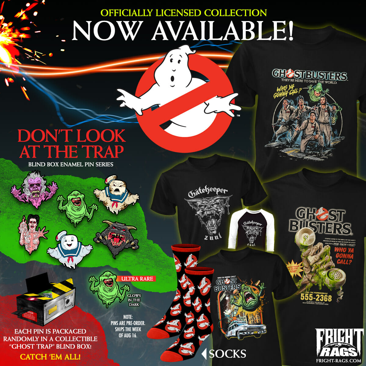 Who Ya Gonna Call? GHOSTBUSTERS, THE DEVIL'S REJECTS, UHF