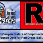 The Grand Canyon Sisters of Perpetual Indulgence Announce Date for Red Dress Ball